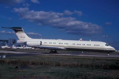 Biz Jet , MD87 , VP-CNI