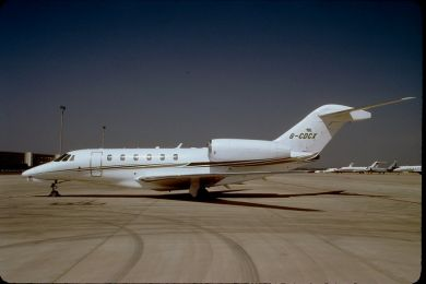 Biz Jet , citation , G-CDCX